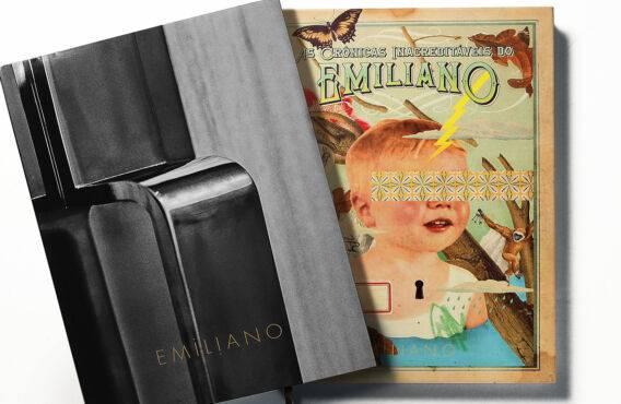 Livro Emiliano